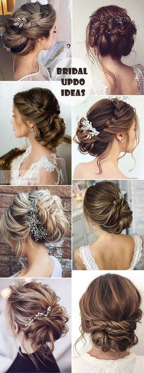 25 Drop-Dead Bridal Updo Hairstyles Ideas for Any Wedding Venues