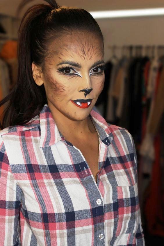 25 tolle Halloween Make-up Ideen für Frauen BeautyBlog #MakeupOfTheDay #MakeupB…