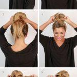 26 Amazing Bun Updo Ideas for Long & Medium Length Hair