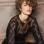 26 Cute And Sexy Hairstyles For Short Curly Hair – Don't Miss - New Site