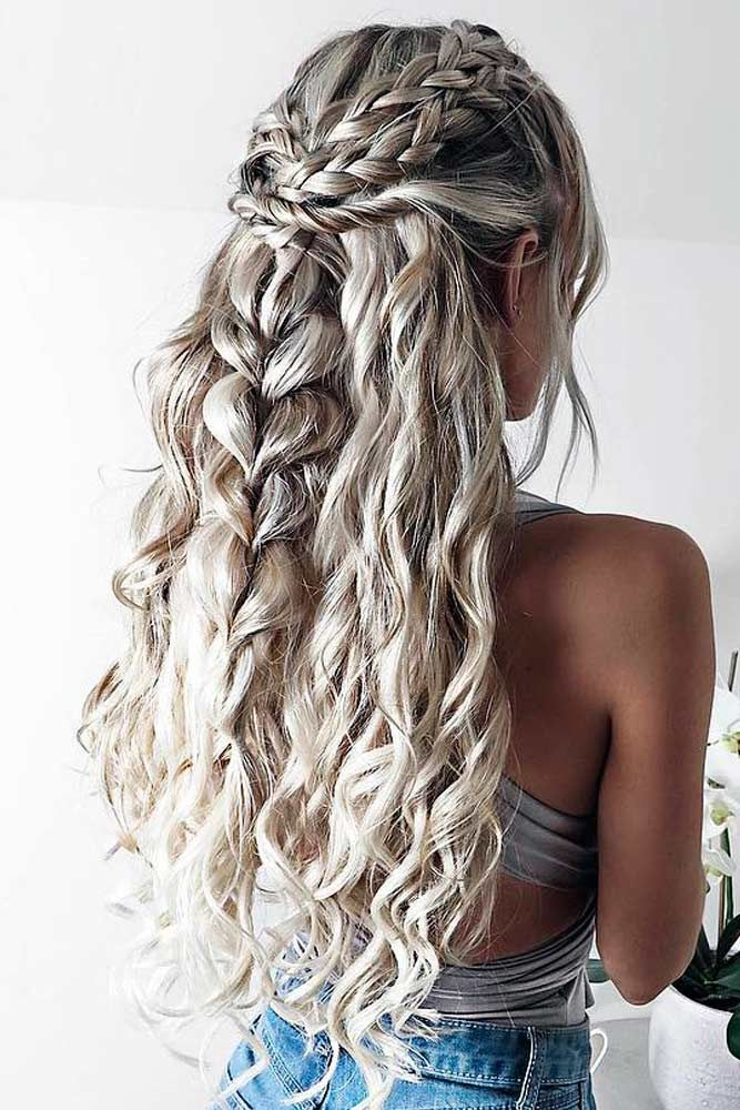 27 Chic Hairstyle Ideas for a Party