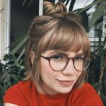 27+ Cute Short Hairstyles with Bangs for Women in 2019