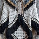 28+ Easy Free Crochet Poncho Patterns Ideas for Women Crochet Projects 2019 - Page 22 of 34