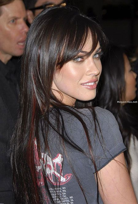 28 Long Hairstyles with Bangs