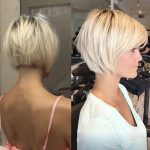 28 Short hairstyles for thick straight hair
