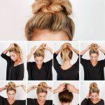 28 einfache Frisuren Schritt für Schritt DIY