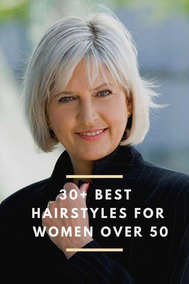 30+ Beste jugendliche Frisuren für Frauen über 50 – #Beste #Frauen #Frisuren #…