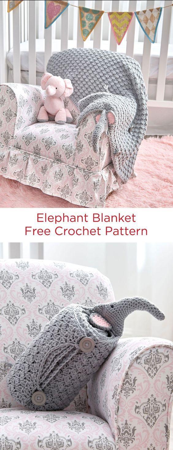 30+ Free Crochet Patterns For Blankets