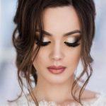 30 Ideen für Hochzeitshaar und Make-up  Alles