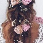30 Our favorite wedding hairstyles for long hair ❤️ More information ...  #Favorite #Hair #Ha...