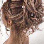 30 charming wedding hairstyles for medium-length hair   - Samantha #charming #ha...