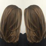 30+ raka frisyrer i medel längd ser attraktiva ut för kvinnor