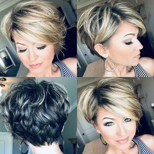 30 süße kurze Frisuren für Frauen – 2019 Kurze Frisuren (handverlesene Frisuren