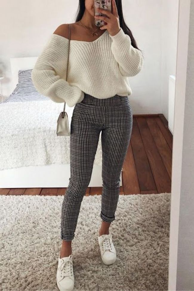 31 cute fall styles for women winter fashion 2019 –  #Cute #Fall #fashion #styles #winter #wo…