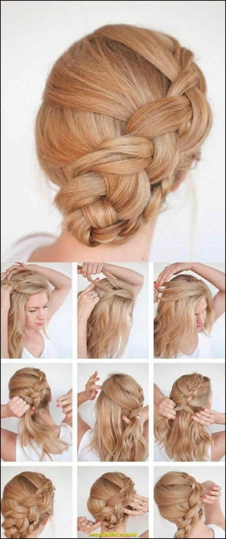 31+ einfache frisuren für lange haare