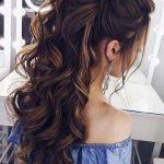 33 Lockige Frisuren für langes Haar - Samantha Fashion Life