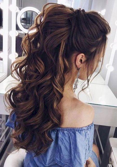 33 Lockige Frisuren für langes Haar – Samantha Fashion Life