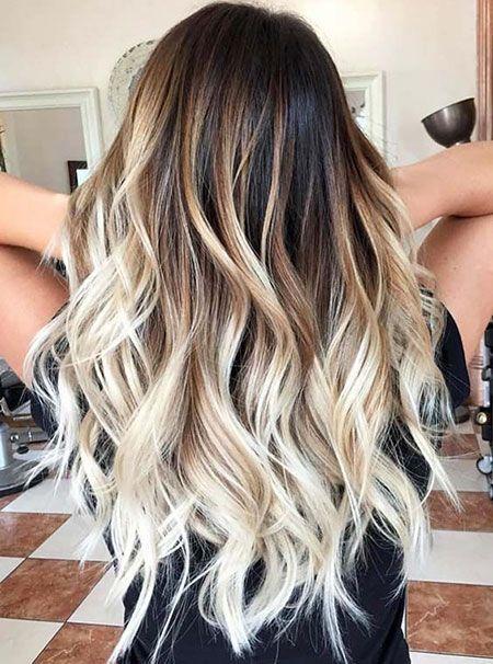 33 besten Ombre Haarfarbe Ideen