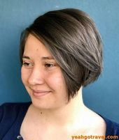 33 super cute short hairstyles for round faces  Hairstyles Ideas
