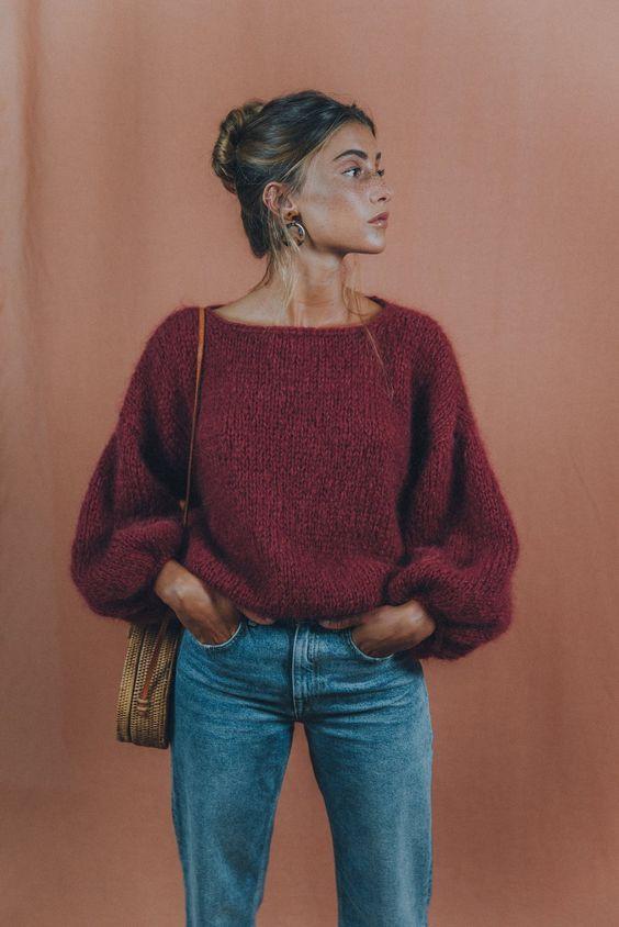 34 Atemberaubende Pullover Ideen
