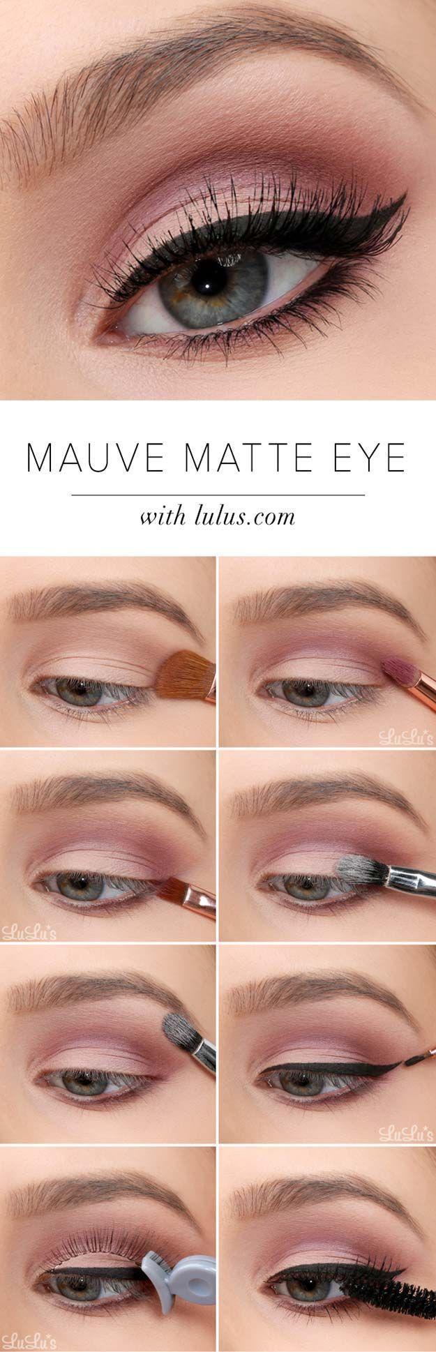34 Sexy Eye Makeup Tutorials