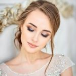 35 Ideas for beautiful bride makeup and styling tips - Wedding box | #brautstyli...