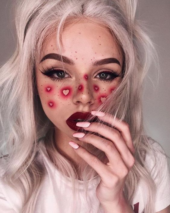 35 Sexy Makeup Ideas for Valentine's Day Will Inspire You