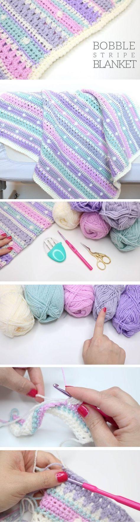 35 of The Best FREE Crochet Blanket Patterns