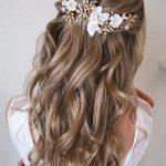 36 Wedding Hairstyles 2019 Ideas