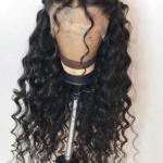 360 Brazilian Wig 360 Brazilian Lace Wig Short Pixie Wigs For Black Hair