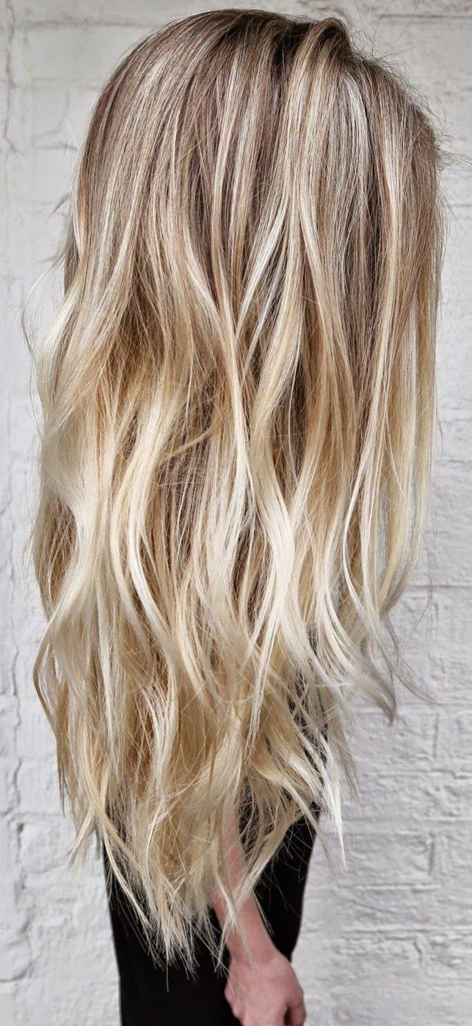 38 Bright Blonde Hair Color Ideas for This Spring 2019, Bright Blonde Hair Color…