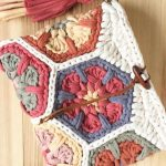 39+ Cute Crochet Free Bag Pattern Design Ideas and Images, #Bag #Crochet #crochetbag #cute #D...
