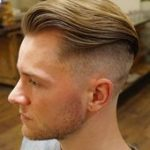 40 Best Haircuts for a Receding Hairline - #Undercut
