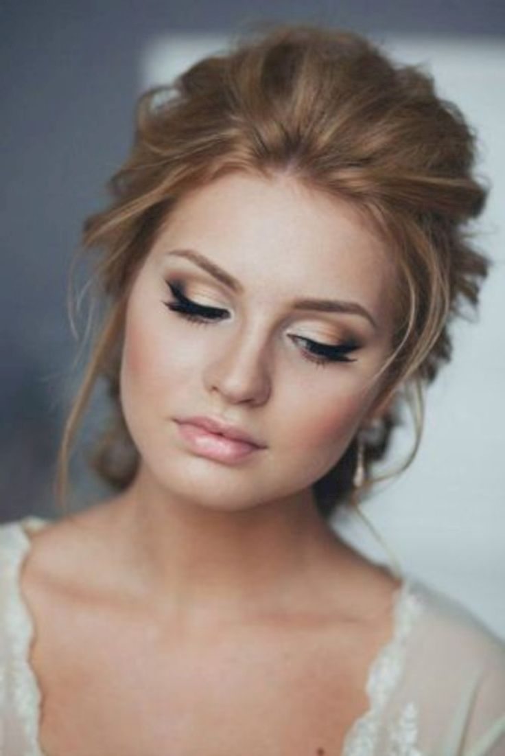 40 Cute Wedding Makeup Ideas You should Try Now