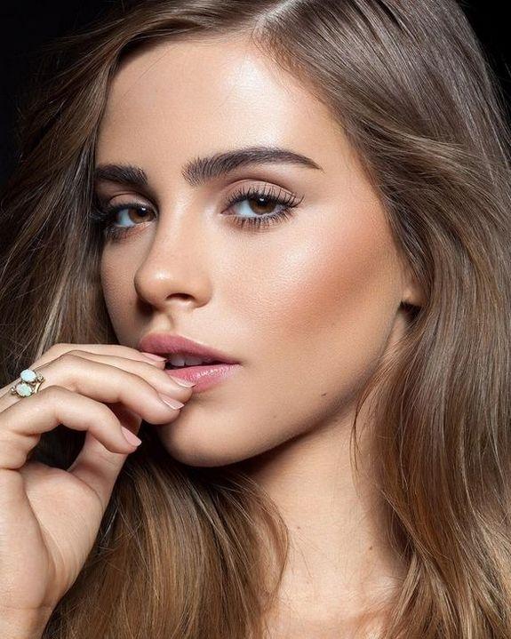 40+ Perfect Look Summer Wedding Makeup Ideas