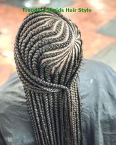 40 Trendy Hair Braiding Styles : Perfectly Cool…- 40 Trendy Hair Braiding Styl…