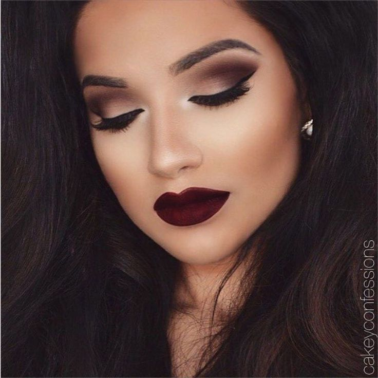40 beliebtesten Smokey Eye MakeupIdeen