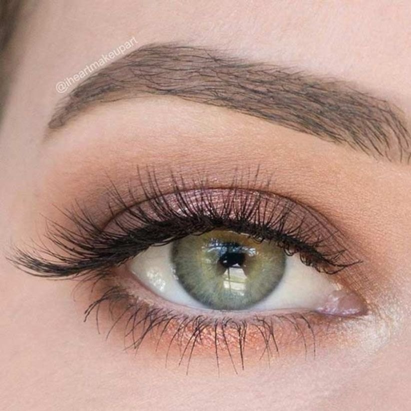 41 Adorable Eye Makeup Looks for Green Eyes