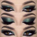41 Heißesten Smokey Augen Make-up-Ideen