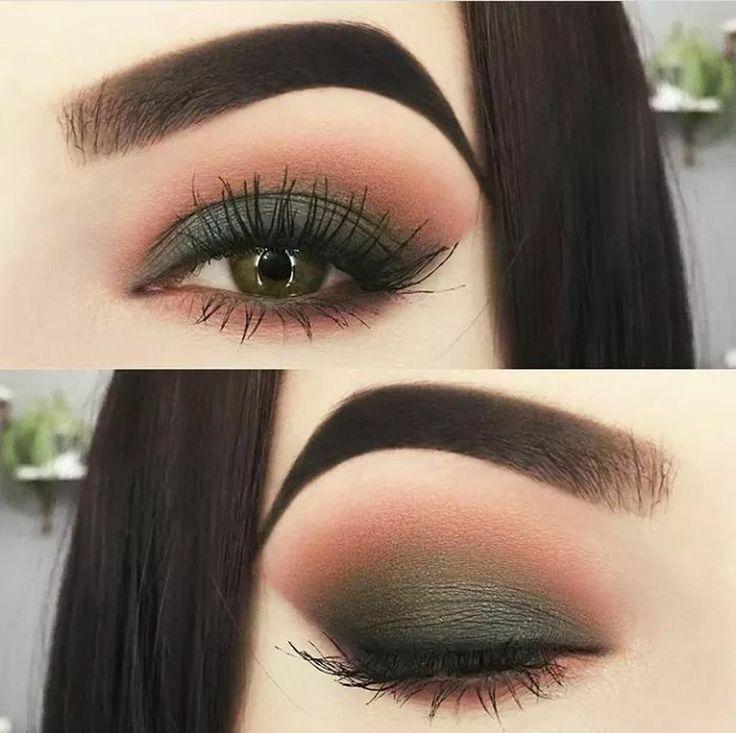 41 Perfekte Make-up-Ideen für grüne Augen – Nadine Blog