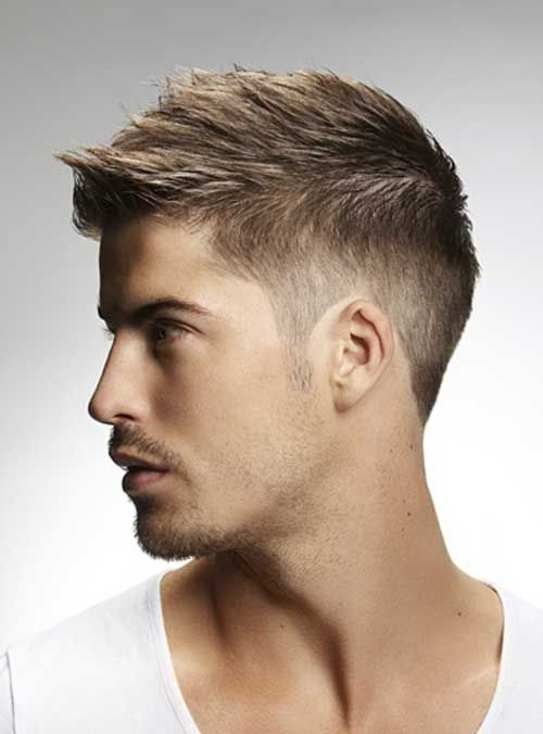 41+ Short Hairstyles for Men with Thin and Thick Hair Trending Right Now