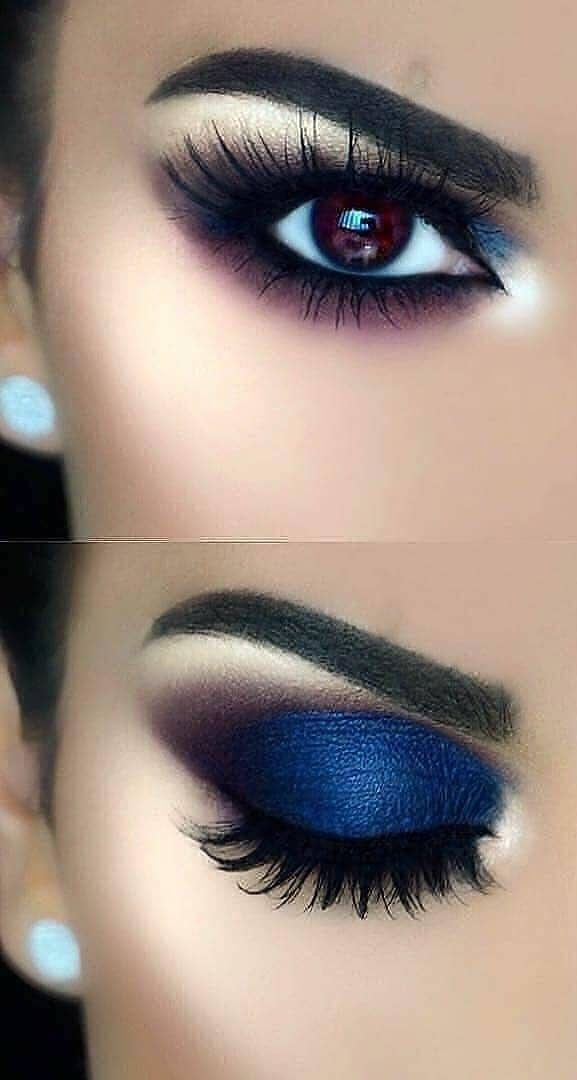 43 AWESOME CHIC and GLAMOUR EYE MAKEUP LOOKS Ideas and Images for 2019 – Page 41 of 43