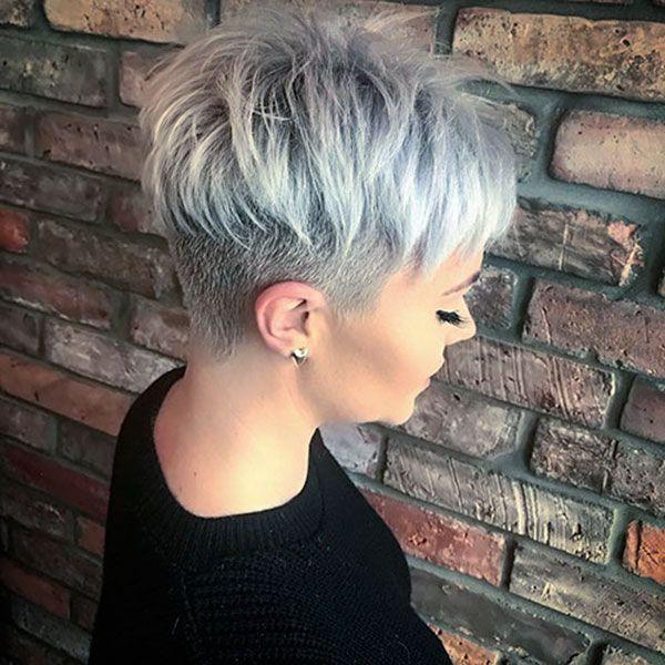 45 Latest Trendy Short Haircuts 2018 – 2019