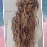 45 Moderne Hochzeit Frisur Ideen Für Mittlere Haar 26