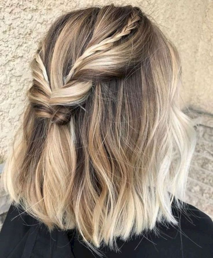 45 Party hairstyles for long hair to copy right now