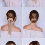 45 Quick and Easy Updo Tutorials for Medium Hair