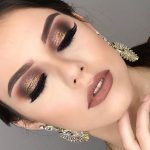 46 Amazing Party Makeup Looks to Try this Holiday Season