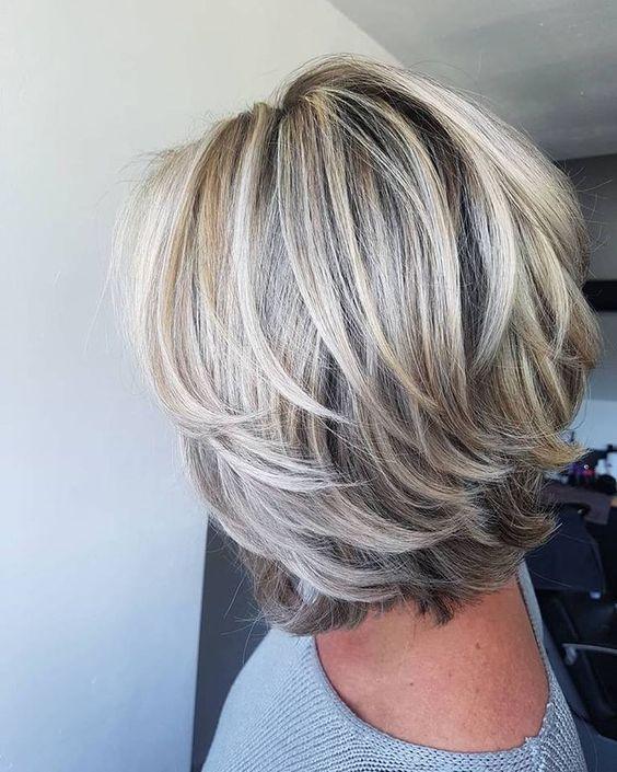 46 Creative Layered Hairstyle Ideas