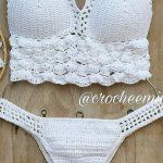 46 New Cute Crochet Bikini Pattern Images for new Summer 2019 Part 14,  #bikini #Crochet #cro...