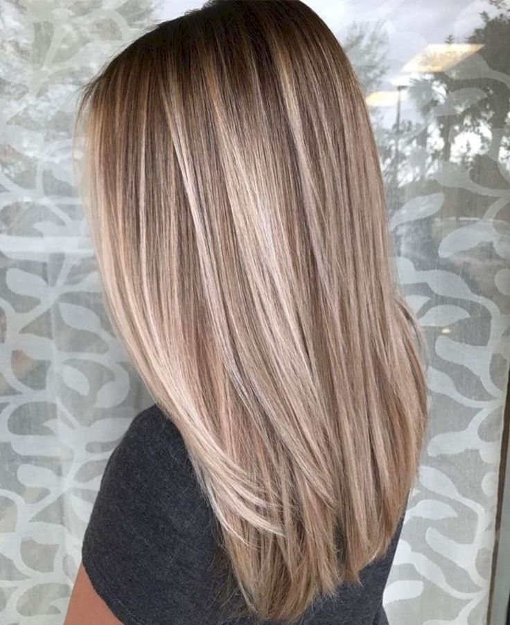 49 Ideas About Balayage Straight Hair – Hair | Dessertpin.com